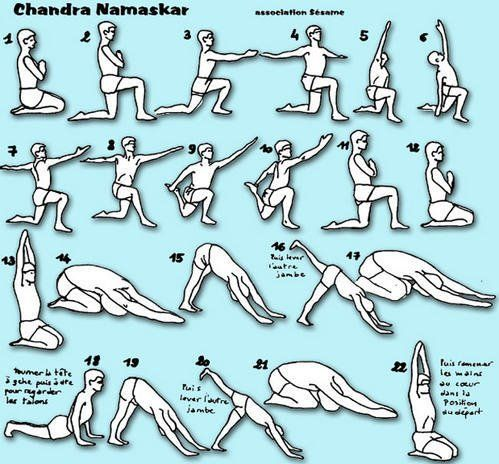 Предлагаем вам топ-20 лучших асан из йоги перед сном с фото Эти упражнения легко выполнит даже новичок Они помогут расслабиться в вечернее время суток