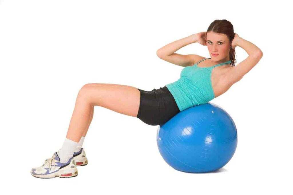 Эффективные упражнения с фитболом (гимнастическим мячом) для красоты и здоровья | rulebody.ru — правила тела