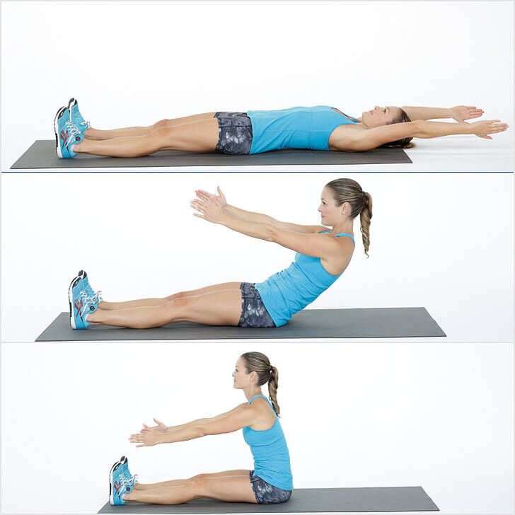 Что развивают статические упражнения