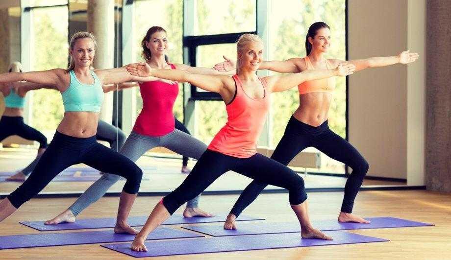 Силовые тренировки групповые: виды программ, принципы занятий