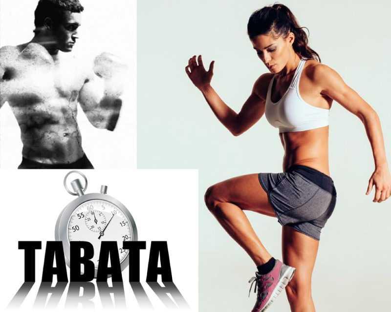 Табата: быстрый способ похудеть дома за 4 минуты в день