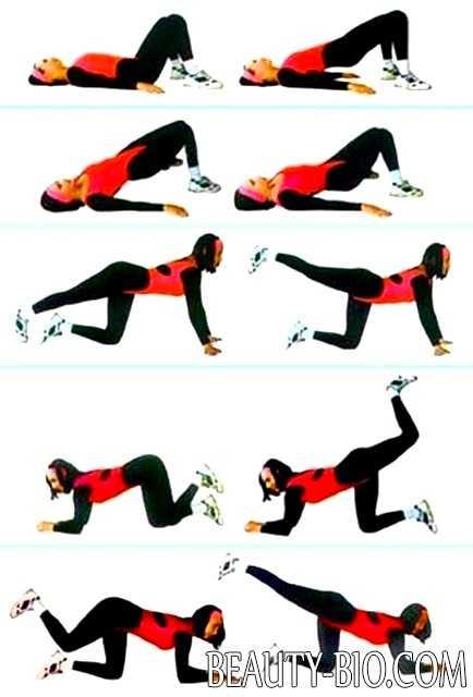 Топ-50 упражнений для мышц живота + готовый план на 5 дней