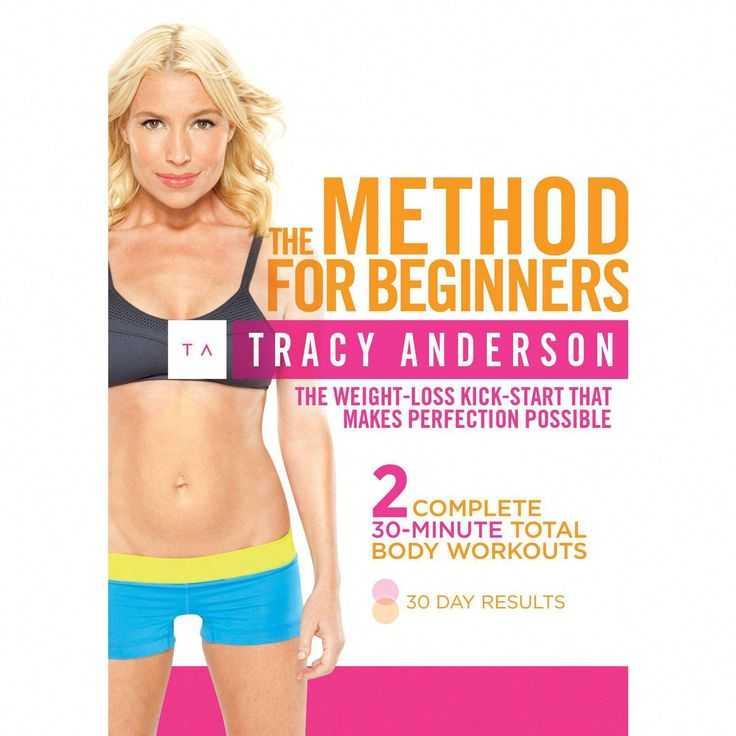 Трейси андерсон и ее метод (советы супер успешного тренера)