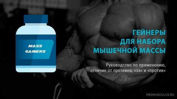 7 продуктов для роста мышц