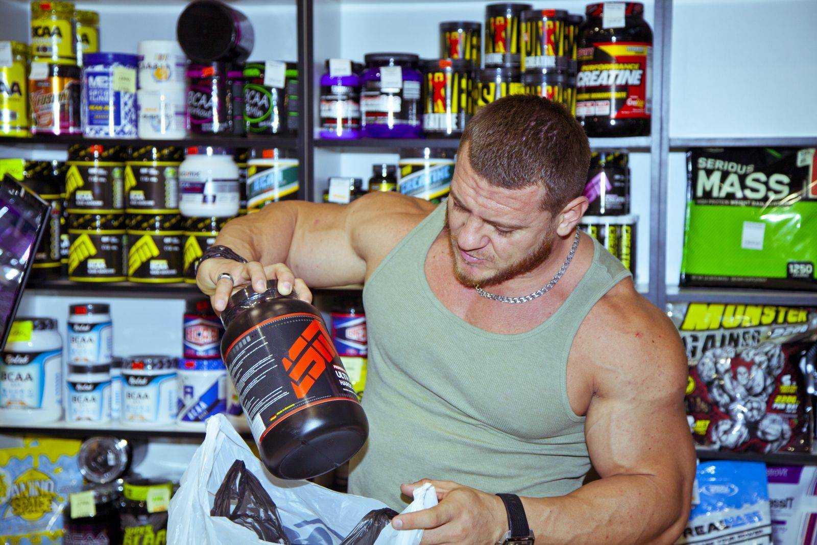 Спортивное питание – не допинг! для похудения и набора мышечной массы. протеин для набора мышечной массы