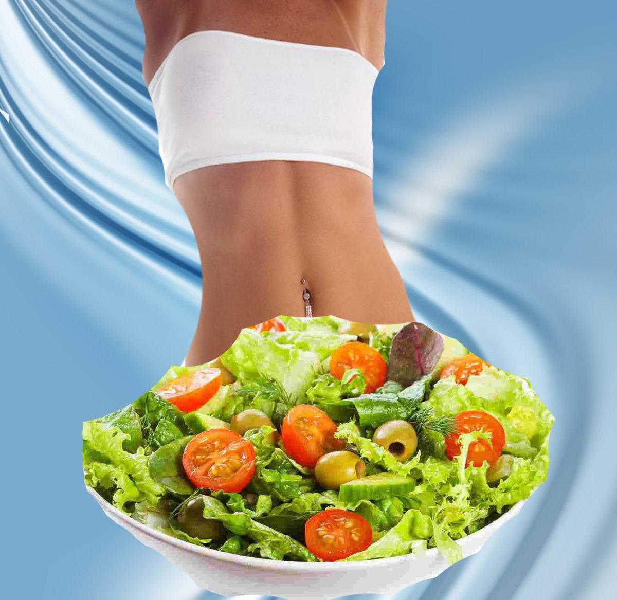 Сбалансированное питание: правила и принципы
