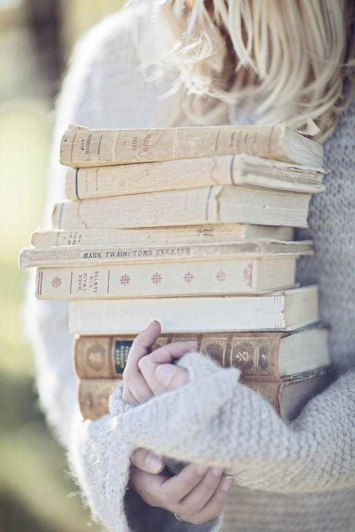 Польза чтения книг, что лучше читать