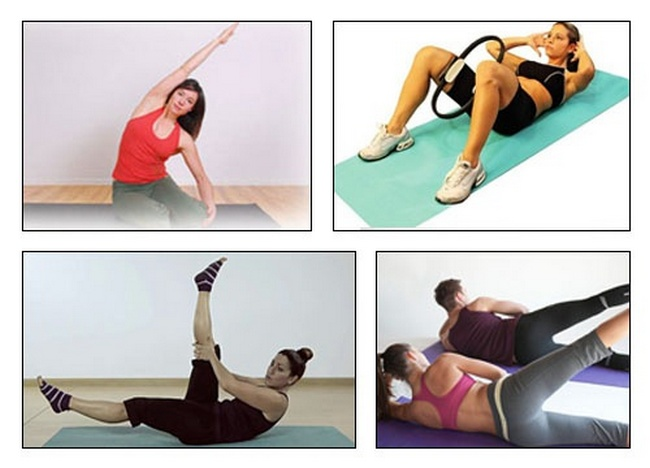 Упражнения для задней поверхности бедра комплекс для занятий дома