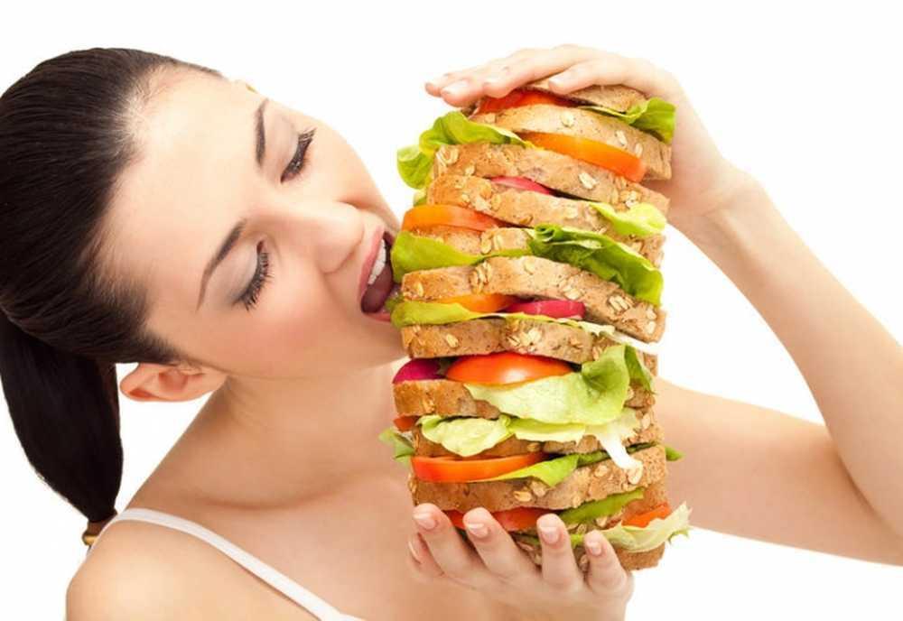 Как перестать есть много? что делать?