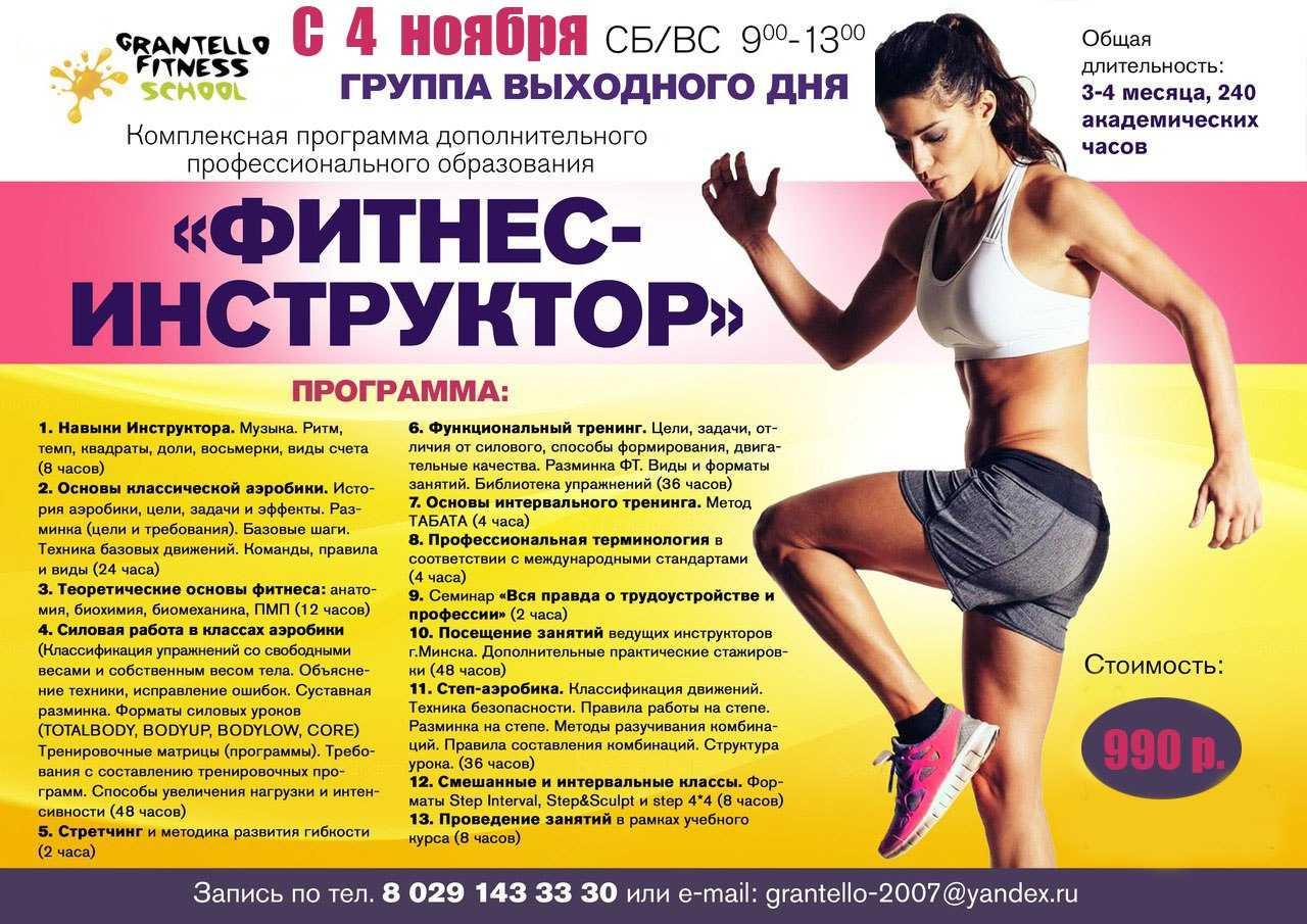 Степ-аэробика: эффективность для похудения, упражнения из степ-аэробики, видео для начинающих