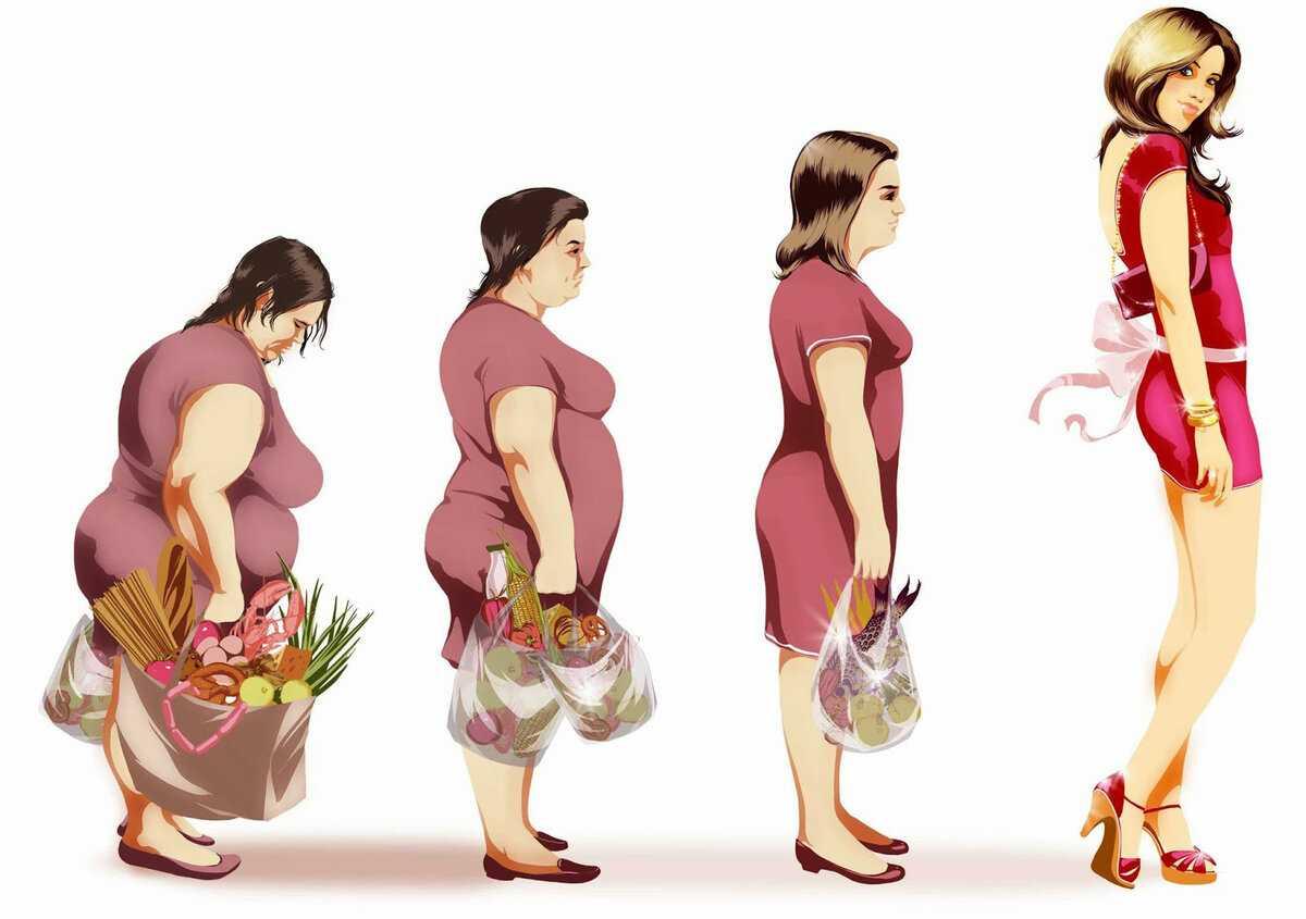 Почему не получается похудеть при правильном питании и занятиях спортом - основные причины и что делать