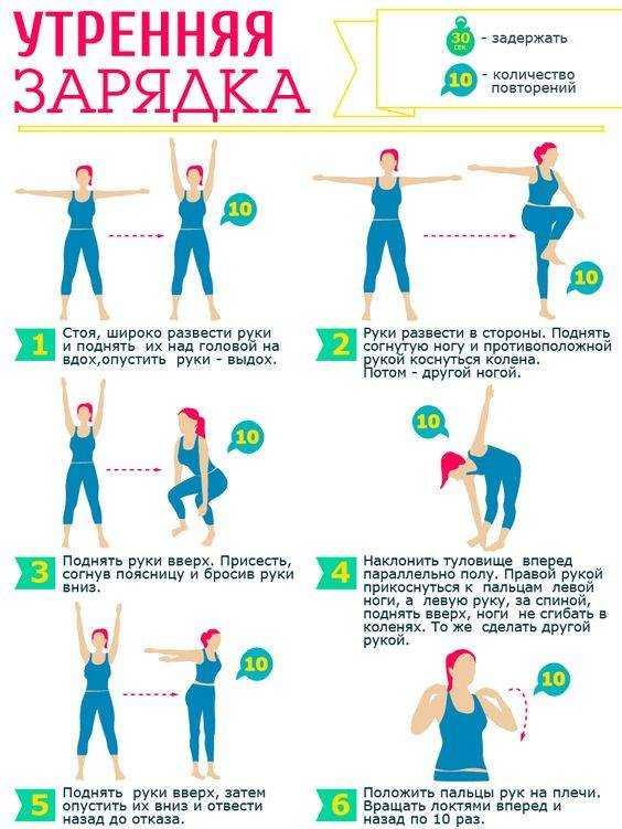 Утренние позы йоги, которые помогут вам проснуться