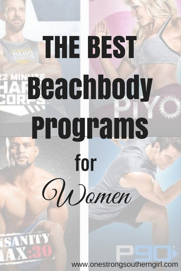 Все тренировки beachbody + 10 самых популярных программ beachbody