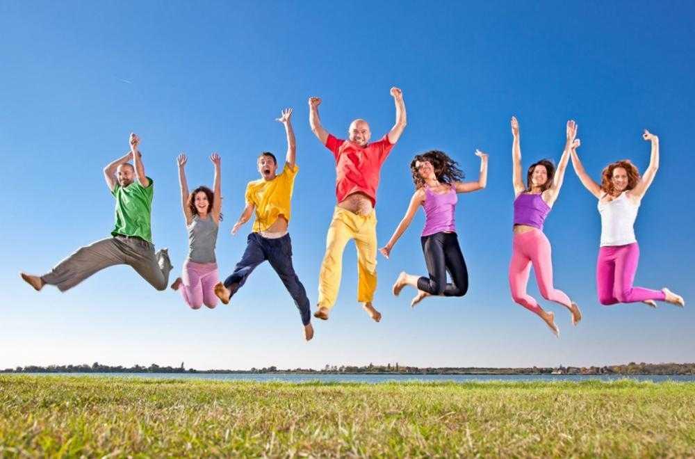 Достаточно вести активный образ жизни. что такое активный образ жизни и почему он так популярен