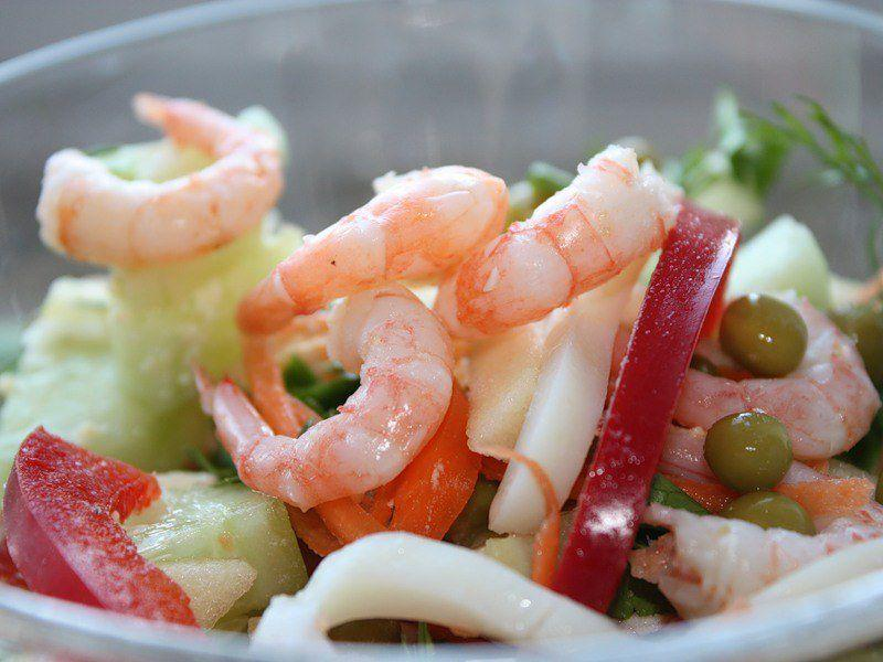 Суп из морепродуктов – роскошный обед: рецепт с фото и видео