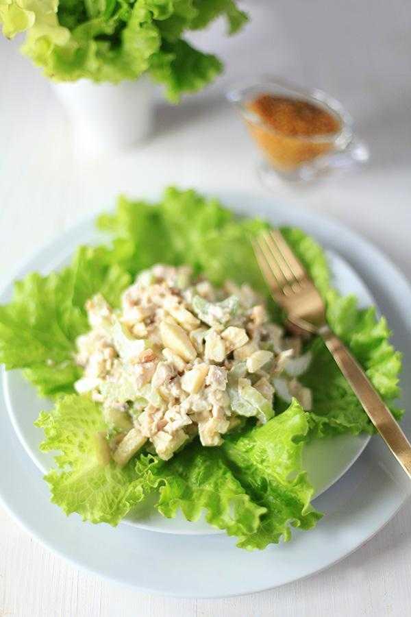 Салат из сельдерея - множество доступных вариантов: рецепт с фото и видео