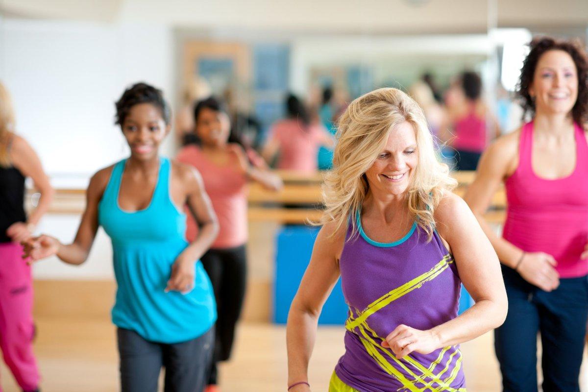 Танец зумба для похудения