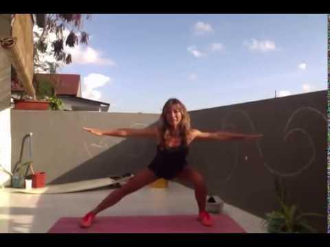 9 видео силовых тренировок с гантелями для всего тела