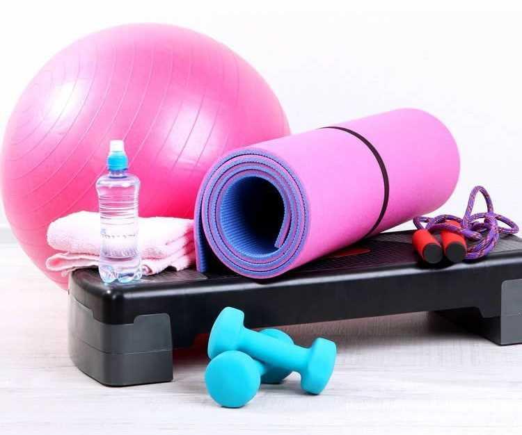 Фитнес-инвентарь для домашних тренировок: полный обзор, особенности, цены, где купить
