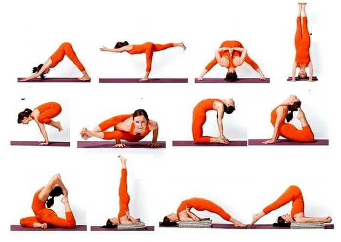 Йога в домашних условиях для начинающих: уроки и упражнения