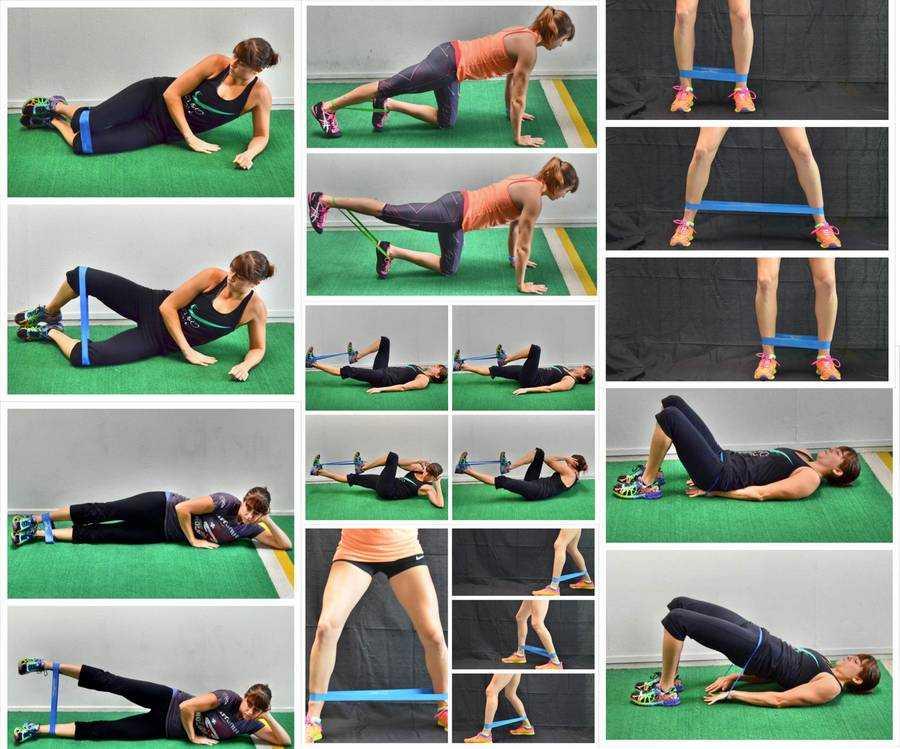 Статические упражнения для женщин