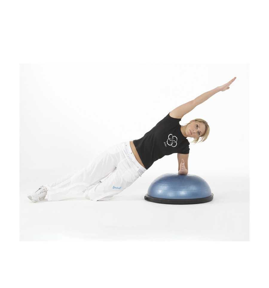 Босу фитнес: плюсы и минусы, комплекс упражнений