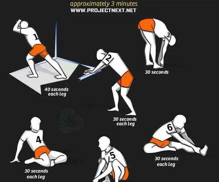 8 видов тренировок зимой без тренажерного зала