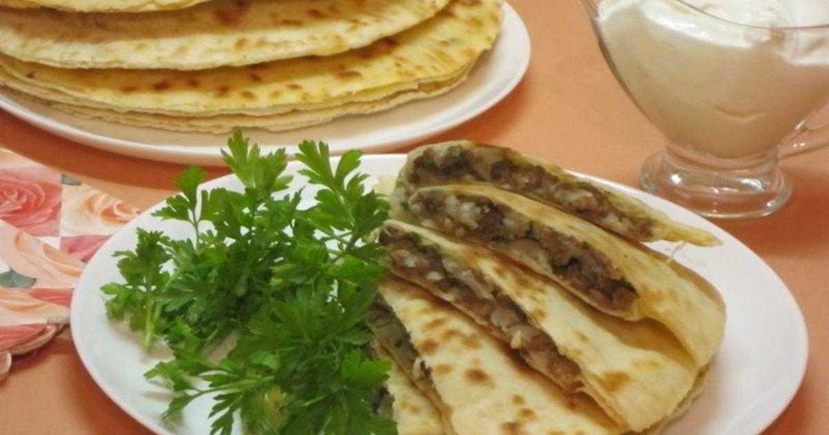 Ламаджо армянские лепешки