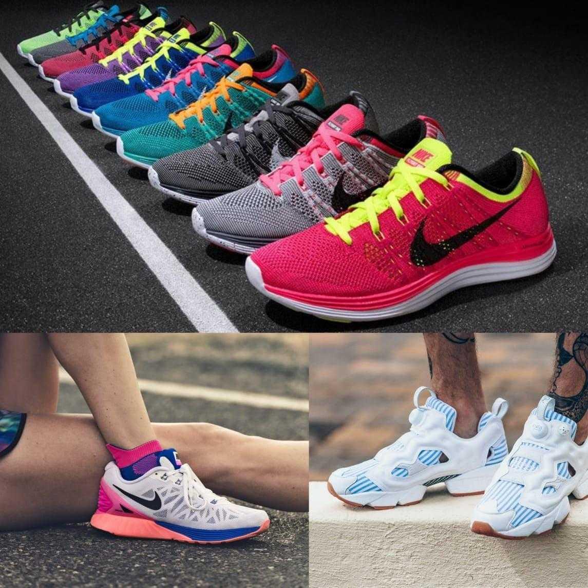 Требования к фитнес-кроссовкам, лучшие производители спортивной обуви