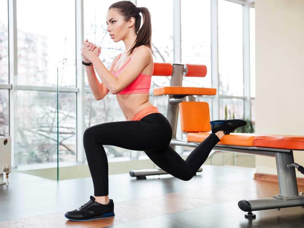Изометрическая тренировка на ноги: 30 упражнений (ФОТО)