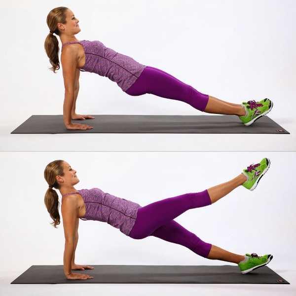 Махи ногами: какие мышцы работают и техника выполнения - твое сознание