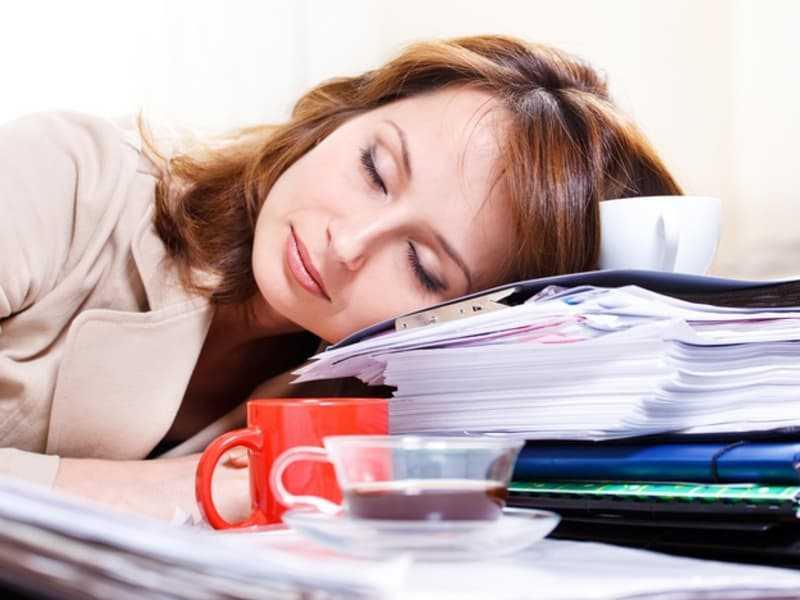 6 причин возникновения усталости и способы борьбы с ней