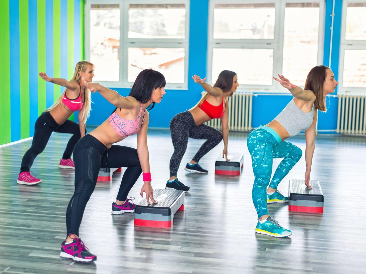 Аэробика для похудения - виды, противопоказание, упражнения
