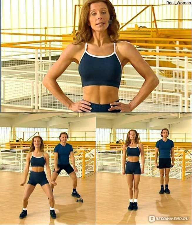 Валери турпин бодискульпт: упражнения и фитнес тренировки, комплекс для талии, бедер и ягодиц