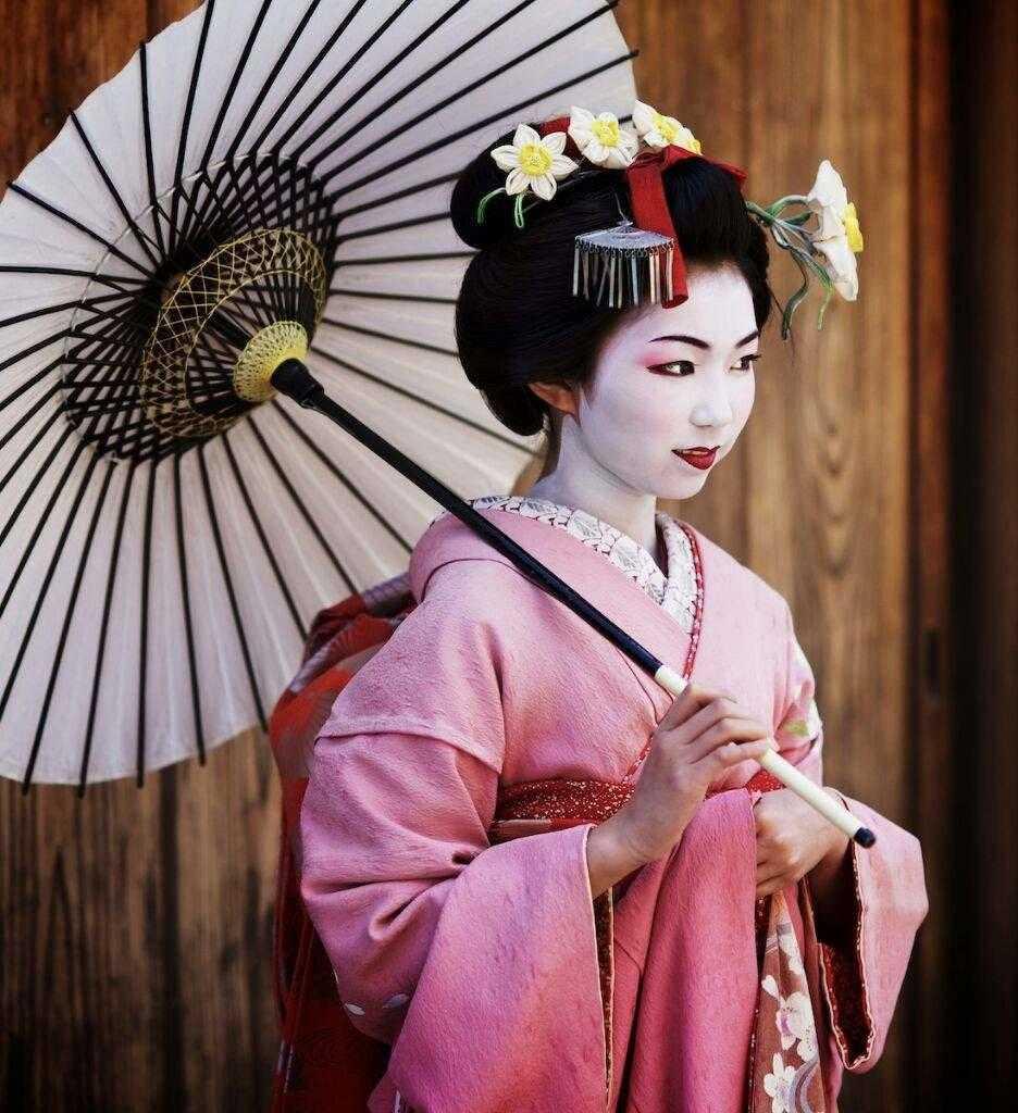 Секреты красоты от японок: восточная красота. раскрываются красоты