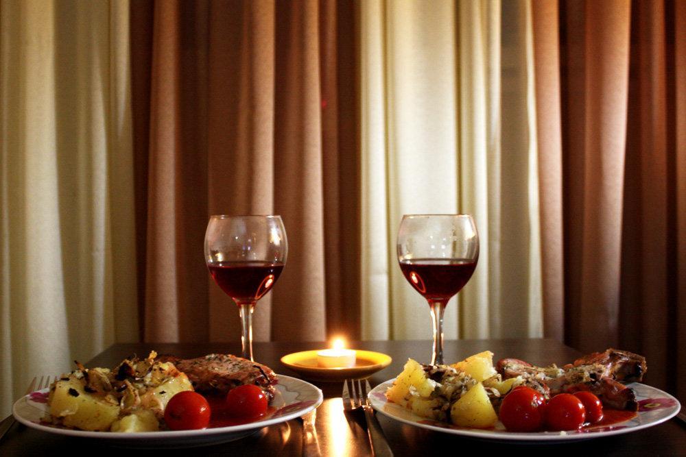 Романтический ужин: для любимого при свечах дома, как устроить, что приготовить, рецепты