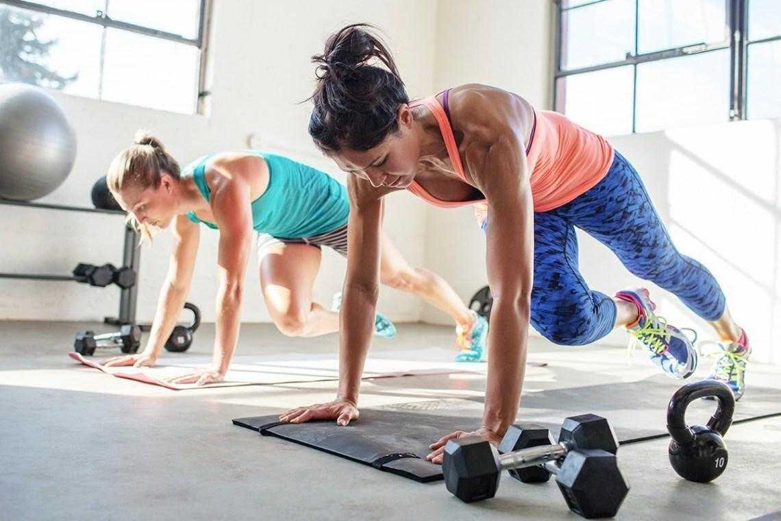 Функциональный тренинг - что это такое в фитнесе, программа тренировок для мужчин и девушек