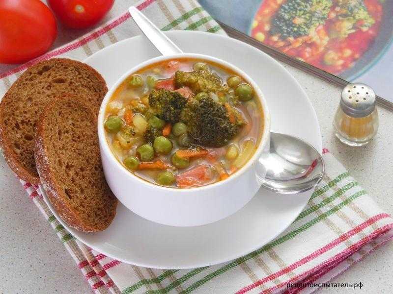 Томатный суп (более 100 рецептов с фото) - рецепты с фотографиями на поварёнок.ру