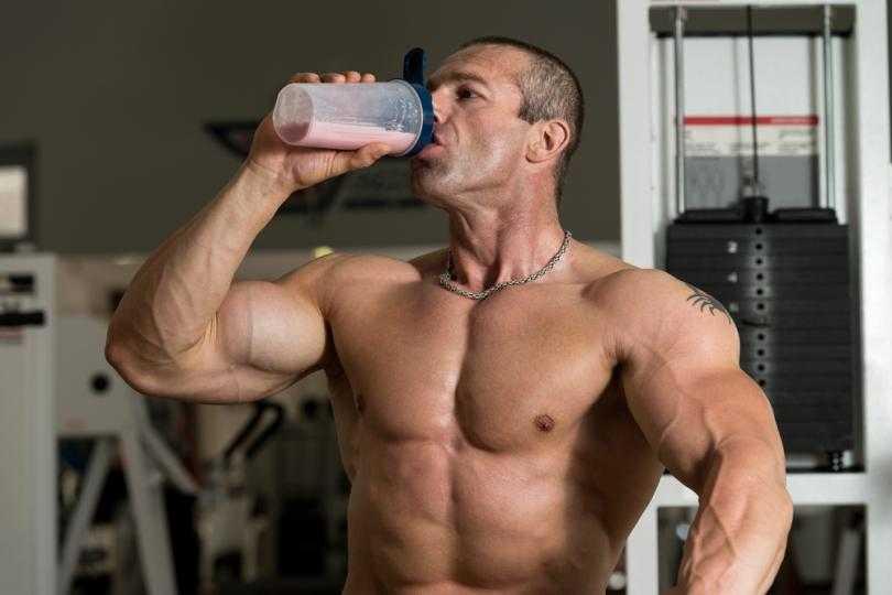 Сколько грамм белка в сутки нужно употреблять для набора мышечной массы?