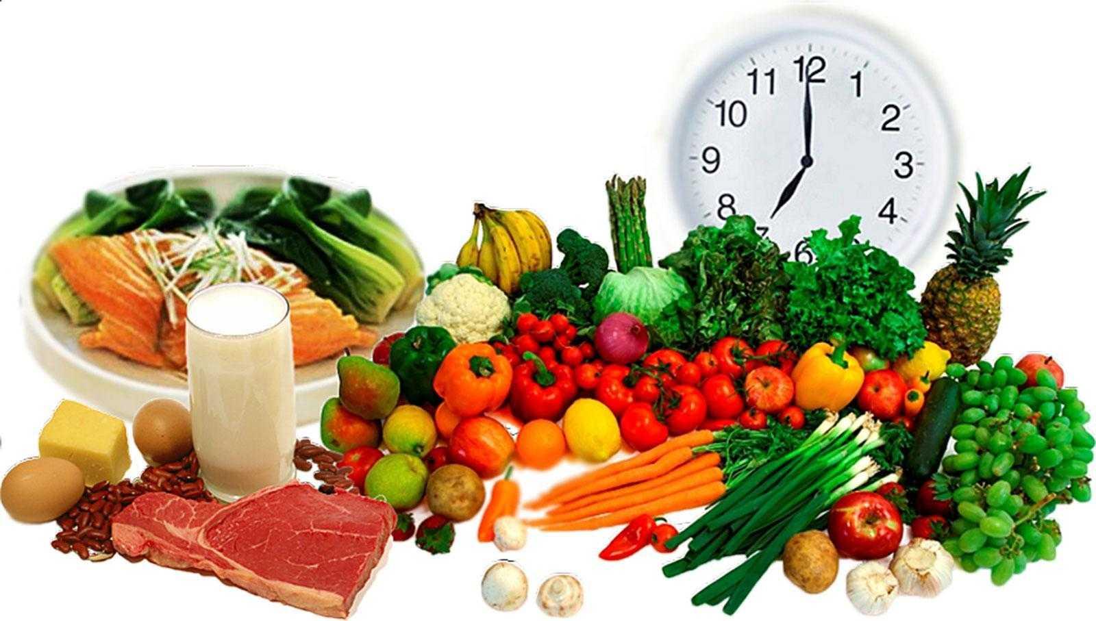 Сбалансированное питание: готовое меню на неделю для женщин