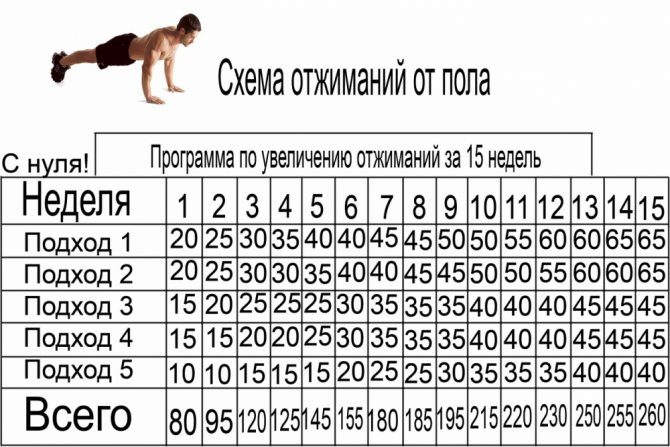 Отжимания в стойке на руках: как научиться делать, подробная техника выполнения