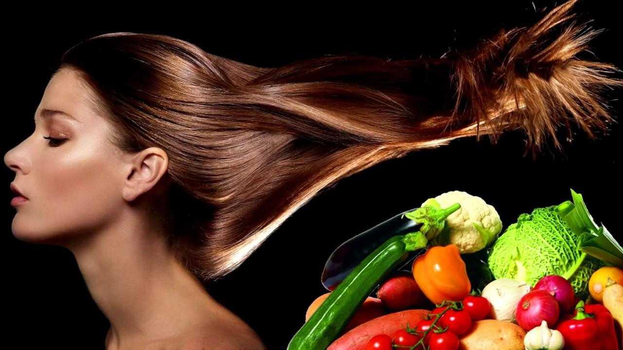 Самые полезные продукты для волос - для роста, укрепления и от выпадения волос
